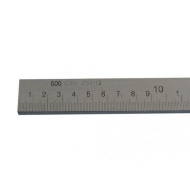 KMITEX 1015 Měřítko ocelové ploché 2000x40x8 ČSN251113(0430042)