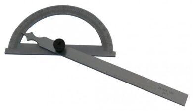 KMITEX 1089 Úhloměr obloukový 120x200 ČSN251613(0430113)
