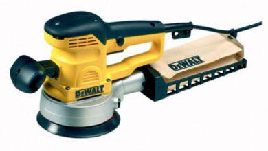 DEWALT D26410 Bruska excentrická 150mm 400W(7794464)