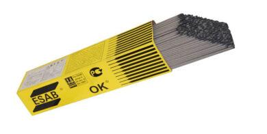 Elektrody rutilové 2,5x350mm 5,5kg ESAB OK 46.00 /OMICRON 2478/(7795811)