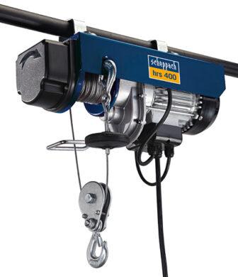 SCHEPPACH HRS 400 Naviják lanový elektrický 780W 200/400kg(7866882)