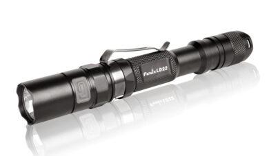 FENIX LD22 R5 Svítilna LED HIGH-END 190Lumen/ 101m dosvit/ vodotěsná(7868615)