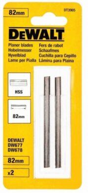 DEWALT DT3905 Nůž do hoblíku 82mm HSS(7887933)
