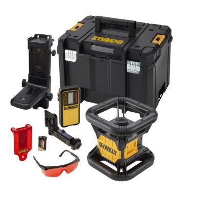 DEWALT DCE074NR-QW Aku laser rotační 10,8V (bez aku) červený paprsek(7905936)