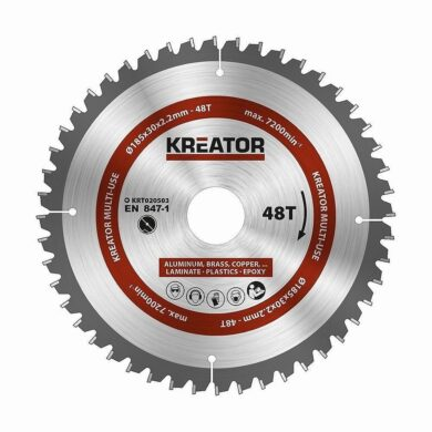 KREATOR KRT020503 Pilový kotouč SK 185x30 48z(7912183)