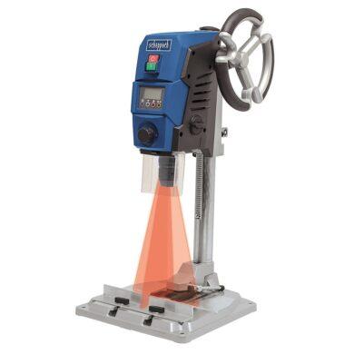 SCHEPPACH DP 40 Stolní vrtačka 710W VarioSpeed s laserem(7913328)