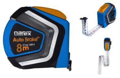 NAREX 65405278 Svinovací metr 8m x 27mm ERGO ABX 8(7913471)