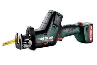 METABO 602322500 Aku pila mečová 12V 2x2,0Ah PowerMaxx SSE 12 BL(7914840)