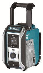 MAKITA DMR115 Aku rádio FM/DAB/DAB+ Bluetooth 7,2-18V/230V IP64 (bez aku)       -Aku rádio FM/DAB/DAB+ Bluetooth 7,2-18V/230V IP64 (bez aku)