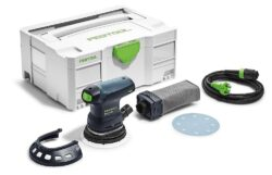 FESTOOL 574636 Bruska excentrická 125mm ETS 125 REQ Plus - Excentrická bruska  ETS 125 EQ-Plus