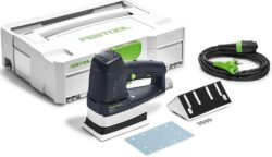 FESTOOL 567850 LS 130 EQ Plus Bruska lineární - Lineární bruska DUPLEX  LS 130 EQ-Plus
