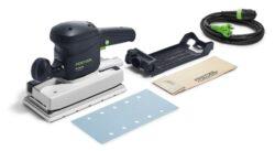 FESTOOL 567763 Bruska vibrační RS 200 EQ-Vibrační bruska regulace otáček