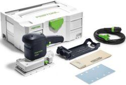 FESTOOL 567845 Bruska vibrační RS 300 EQ Plus-Vibrační bruska regulace otáček
