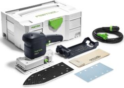 FESTOOL 567848 RS 300 EQ SET Bruska vibrační - Vibrační bruska RUTSCHER RS 300 EQ-Set
