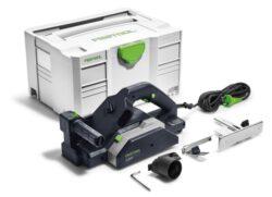FESTOOL 574550 HL 850 EB Plus Hoblík 850W-Elektrický ruční hoblík HL 850 EB-Plus se šíří záběru 82mm 850W