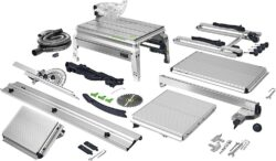 FESTOOL 574772 Pila stolní PRECISIO CS 50 EB SET - Stolní pila PRECISIO CS 50 EB-Set