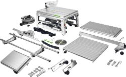 FESTOOL 561146 CS 70 EB SET Pila stolní PRECISIO - Stolní pila PRECISIO CS 70 EB-Set