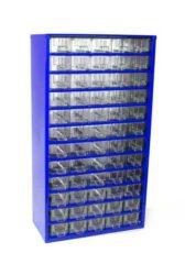 MARS 6750 Skříňka na nářadí 60M modrá-Skříňka na nářadí