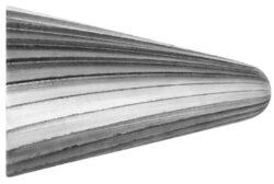 Fréza technická 107/11 ČSN229310 DOPRODEJ-Technická fréza rašplovací s vnitřním závitem HSS, 229310, 107/11