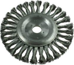NAREX 00647454 Kartáč talířový copanový 150/0,50-Talířový kartáč copanový KDB 150 x 22,2, Narex