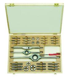 Kazeta řezného nářadí M 1- D DIN552 HSS BUČOVICE 340122-Sada závitořezných nástrojů
