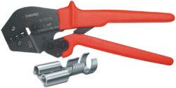 Kleště lisovací pákové KNIPEX 97 52 05-Pákové lisovací kleště 250mm, Knipex