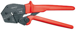 Kleště lisovací pákové KNIPEX 97 52 08-Pákové lisovací kleště na dutinky, 250mm, Knipex