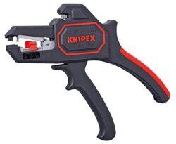Kleště odizolovací samonastavitelné KNIPEX 12 62 180-Samonastavitelné kleště pro odizolování