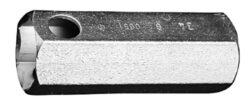EXPERT E112819 Klíč trubkový 9 jednostranný-TONA 651 Klíč trubkový jednostranný 9mm