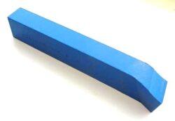 Nůž soustružnický rohový L 20X20X125 ČSN223535-Soustružnický nůž z rychlořezné oceli rohový, 223535, 20x20x125 mm