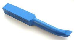 Nůž soustružnický vnitřní rohový 12X12X125 ČSN223548-Soustružnický nůž z rychlořezné oceli vnitřní rohový, 223548, 12x12x125 mm