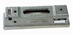 KMITEX 5119 Vodováha strojní 400x42x40 ČSN255721.1-Vodováha podélná s prizmatickou základnou