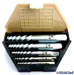 Sada vytahovačů zalomených šroubů č.:1-5 M3-18 STIMZET 238980