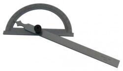 KMITEX 1089 Úhloměr obloukový 120x200 ČSN251613-Úhloměr obloukový
