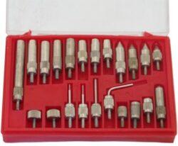 KMITEX 1155.7 Náhradní doteky k úchylkoměrům 2,5mm ČSN251811-Náhradní výměnné doteky k úchylkoměrům M2,5mm