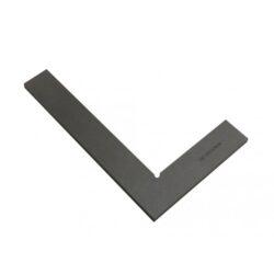 """KMITEX 4046 Úhelník přesný plochý kalený """"A"""" ČSN255103 100x63"""