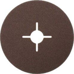 NAREX 65403805 Fíbrový brus 125mm P60 /00614390/-Fíbrový brusný kotouč 125mm na kov a dřevo, Narex