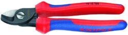 Kleště na kabely KNIPEX 95 12 165-Nůžky na kabely 165mm