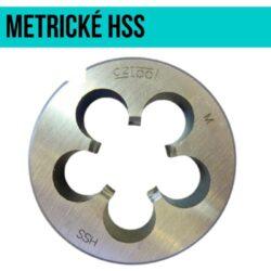 Očko závitové HSS M1,8 ČSN223210 BUČOVICE 240018-Závitová kruhová čelist, HSS, 6g, 223210, M1,8