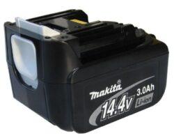MAKITA 197616-1 Akumulátor 14,4V 3,0Ah Li-ion BL1430B-Li-ion akumulátor 14,4 V / 3,0 Ah typ BL1430, Makita