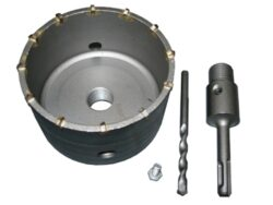 MAGG 27075110 Vrtací korunka D75mm L110mm SDS+                                  -Příklepová vrtací korunka průměr 75mm se stopkou 110mm SDS+