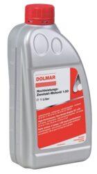 DOLMAR 980008107 Olej motorový 1L 1:50-Vysoce výkonný dvoutaktní motorový olej 50:1