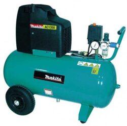 MAKITA AC1350 Kompresor bezolejový 1,5Kw 10bar 130l/min-Bezolejový kompresor AC1350 2100W 10 bar 240l/min