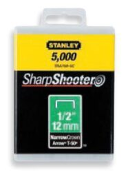 STANLEY 1-TRA705-5T Spony HD balení 5000ks 8mm typ-G-HD sponky typ G 4/11/140