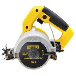 DEWALT DWC410   Ruční řezačka obkladů 1300W-Ruční řezačka pro mokré řezání dlažby 110 mm,DWC410