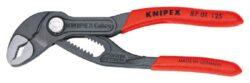 Kleště siko instalatérské Cobra KNIPEX 87 01 125-Kleště siko Cobra 125mm