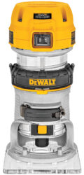 DEWALT D26200  Frézka jednoruční 900W-Ohraňovací frézka
