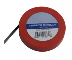 KMITEX 1134-0,12/D Spároměrky v dóze 0,12 5000x13 DIN2275N-Měrka ventilová v dóze 0,12 mm