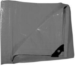 LOBSTER 102274 Plachta zakrývací šedá 4x6m 130gr
