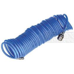 MAGG PU001075 Hadice pneu spirálová 7,5m-Magg PU001100 spirálová hadice 7,5 osazená
